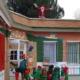 Papa Noel nos visita!!